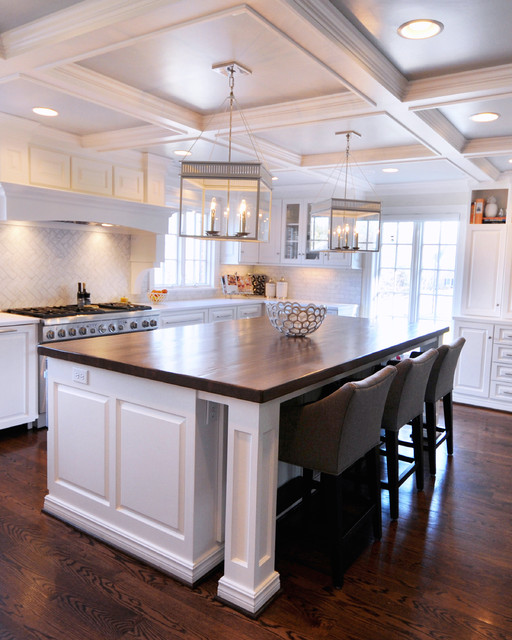 Bradly home traditional kitchen kansas city by for Kitchen design kansas city