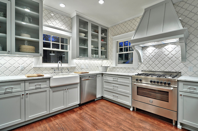 Coventry Grey Cabinets | Houzz
