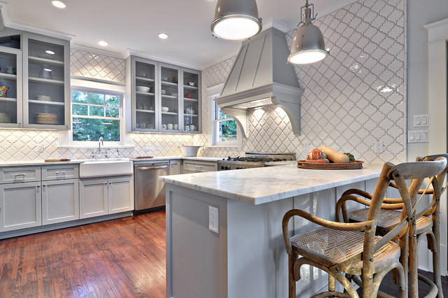 Brady House traditional-kitchen
