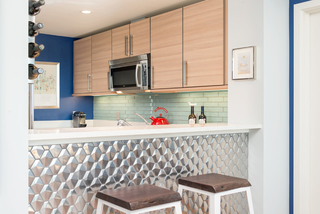 Brannan Condo - Transitional - Kitchen - San Francisco - by In the ...