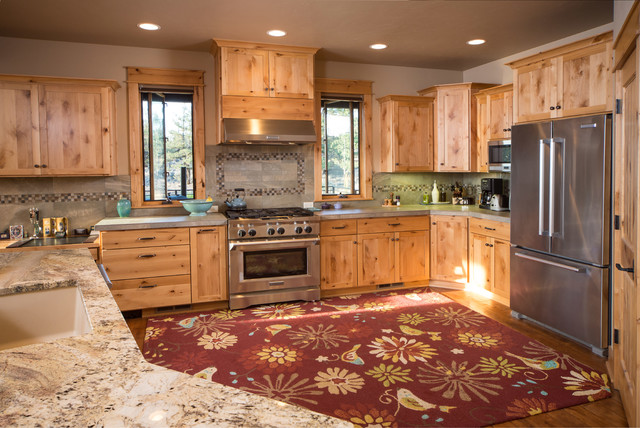 Western rustic kitchen images house furniture for Western kitchen cabinets