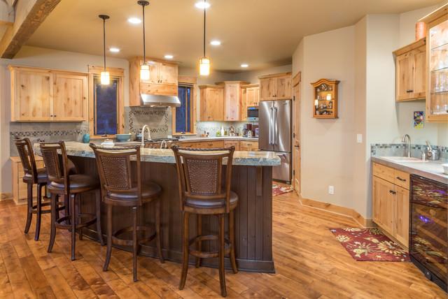 Brasada Ranch Home Design 2 Story With Open Loft Rustic