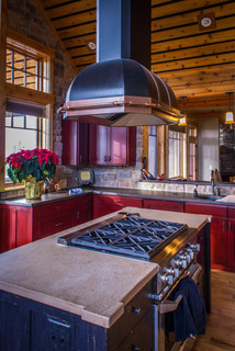 Brasada Ranch Style Homes - Traditional - Kitchen - other ...