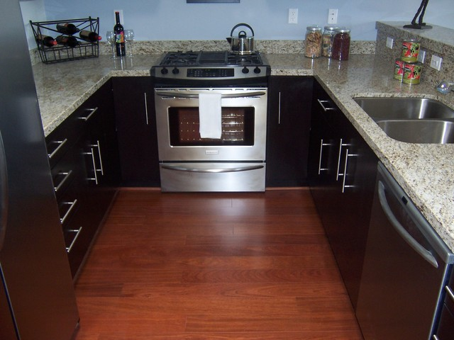 lougee contemporary-kitchen
