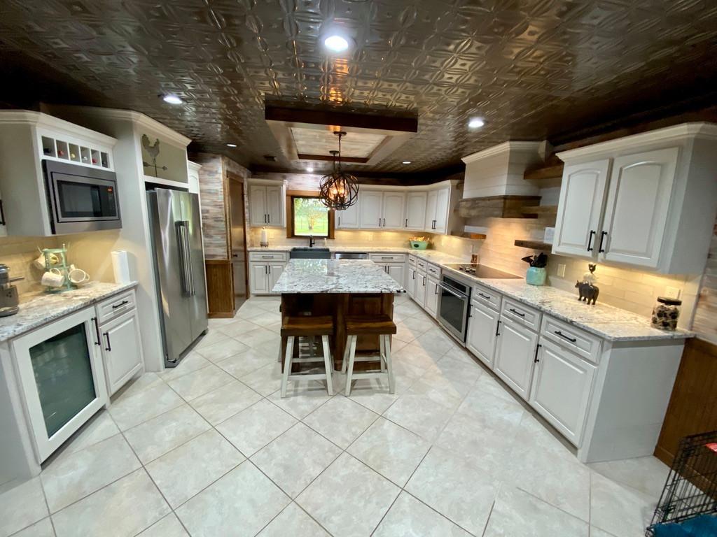 Brazoria Farmhouse - Kitchen Remodel - 2020