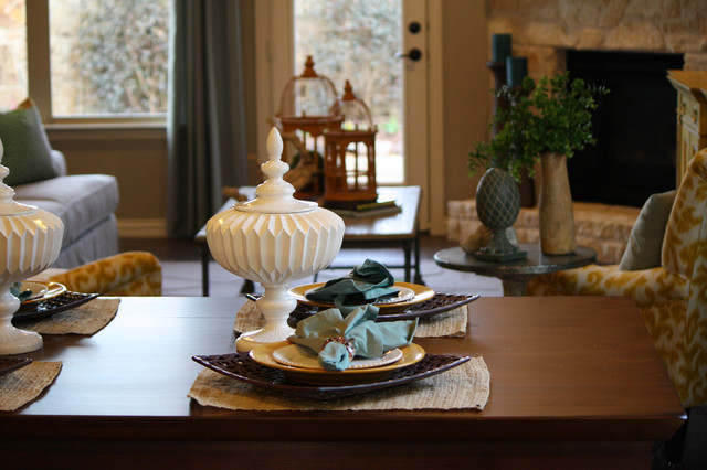 Breakfast Area traditional-kitchen