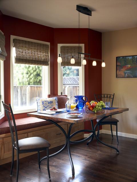 Breakfast Nook contemporary-kitchen