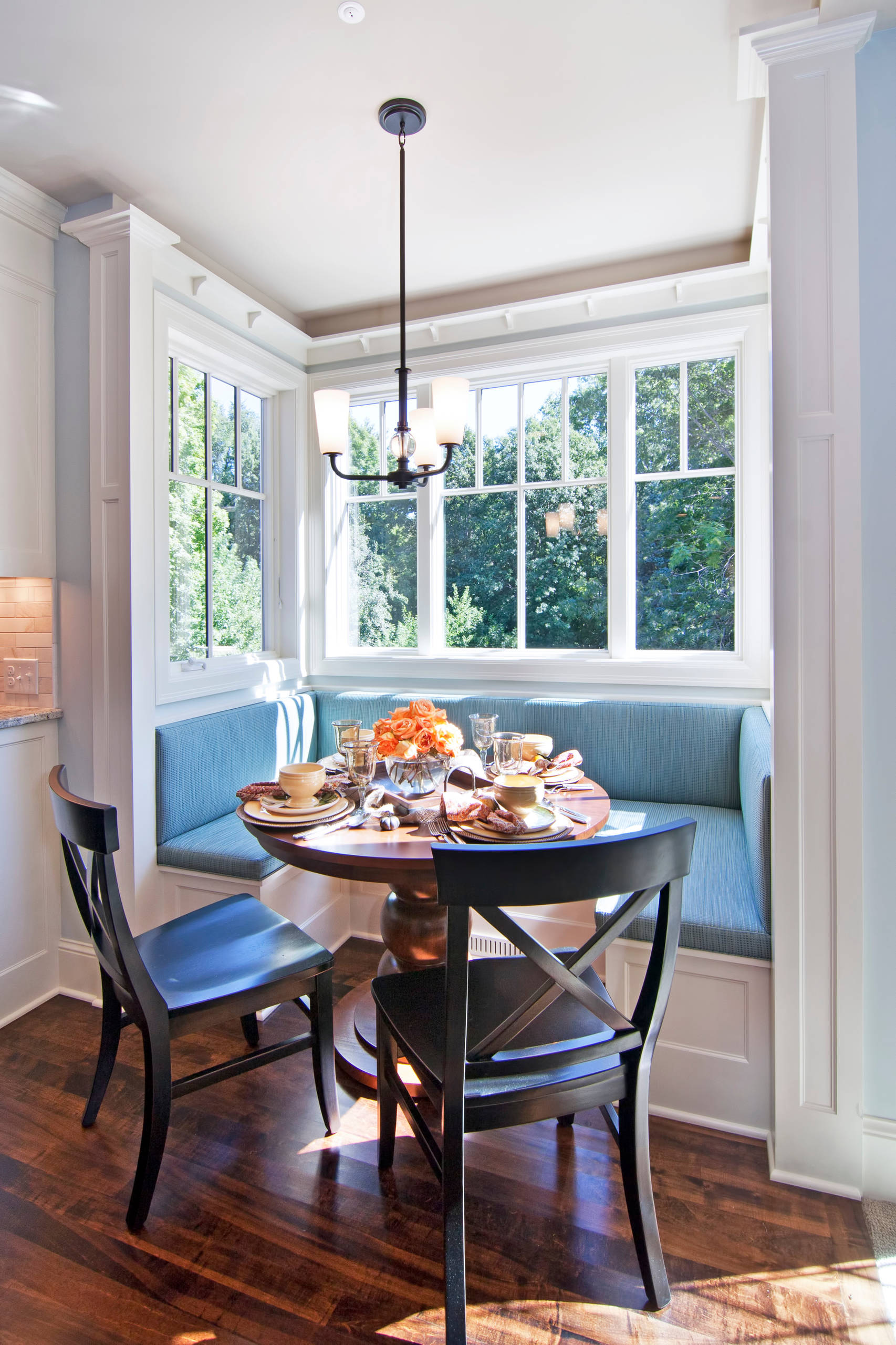 Breakfast Nook Light Houzz