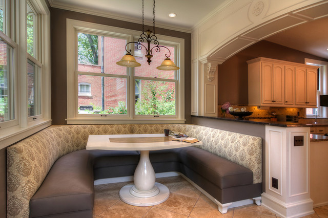 Breakfast Room Addition - Contemporary - Kitchen - st ...