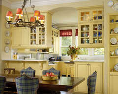 Breakfast Room & Kitchen traditional-kitchen
