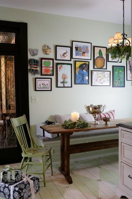 Breakfast Room traditional-kitchen
