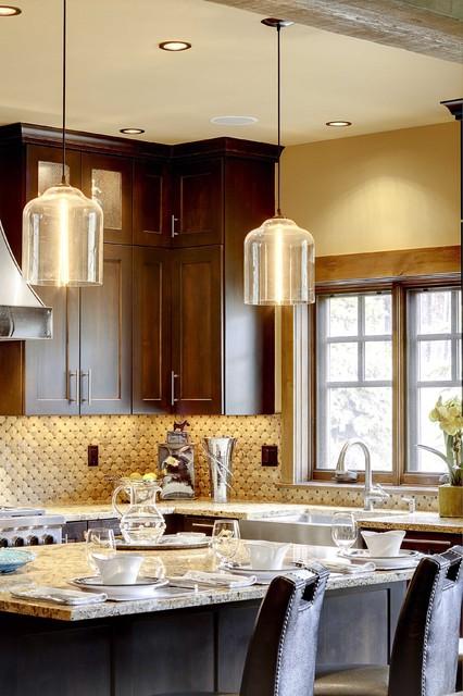 Breckenridge Residence contemporary-kitchen