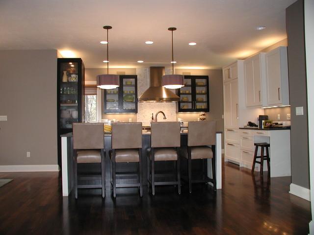 Brecksville Kitchen contemporary-kitchen