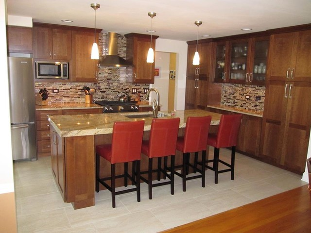 Breeze By Woodharbor Custom Cabinetry Transitional Kitchen Other By Woodharbor Custom