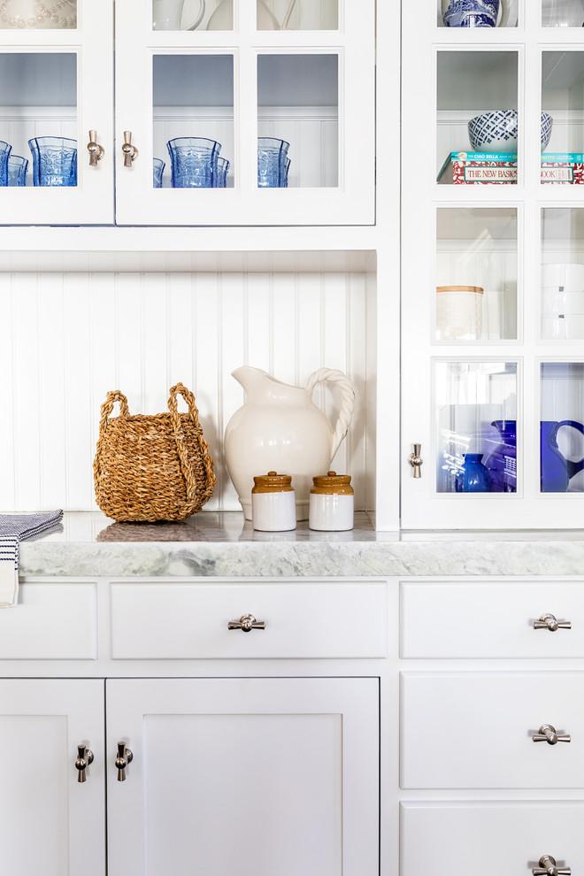 Breezy Blue Home - Beach Style - Kitchen - Sacramento - by ...