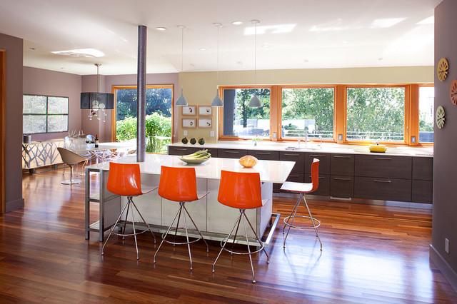 Brettkelly residence oakland ca contemporary kitchen for Kitchen design oakland
