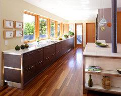 Brettkelly Residence, Oakland, CA contemporary-kitchen