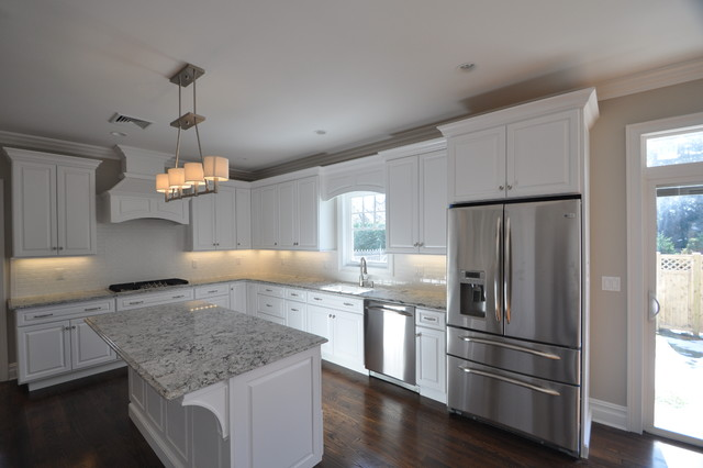 Brevoort Luxury Homes traditional-kitchen