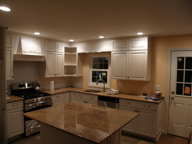 BriarcliffKitchen - Traditional - Kitchen - new york - by East Hill ...