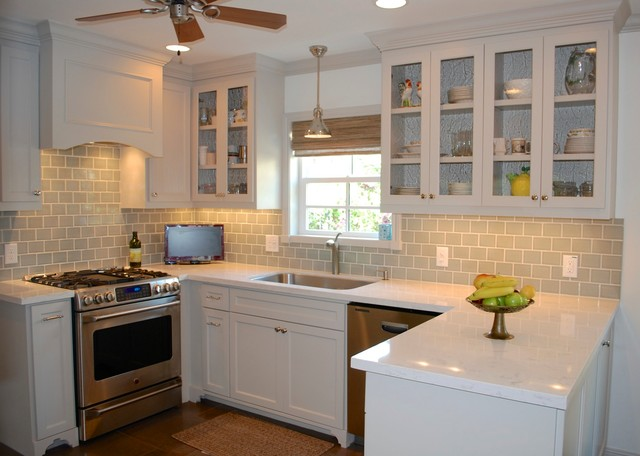 Beau Briargrove Houston Kitchen Remodel Contemporary Kitchen