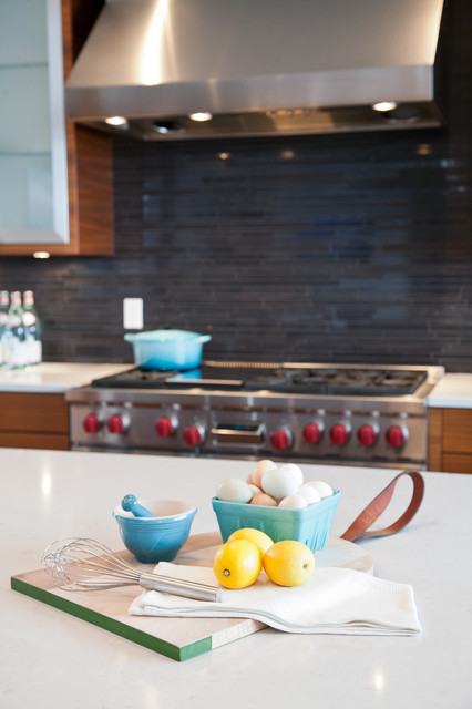 Briarwood Residence contemporary-kitchen
