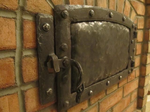 Gentil Brick Oven Door