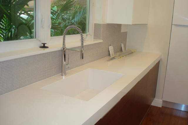 Brickell House Project Kitchen Miami By Home Design Center Of Florida