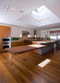 Bridal Path Residence - Contemporary - Kitchen - Toronto - by Taylor Smyth Architects
