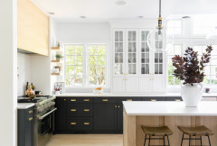 New This Week: 4 Kitchens That Stylishly Mix Tones