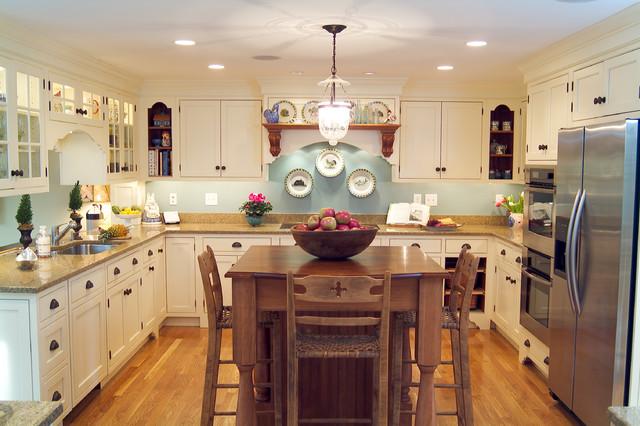 Bridge Street Kitchen traditional-kitchen