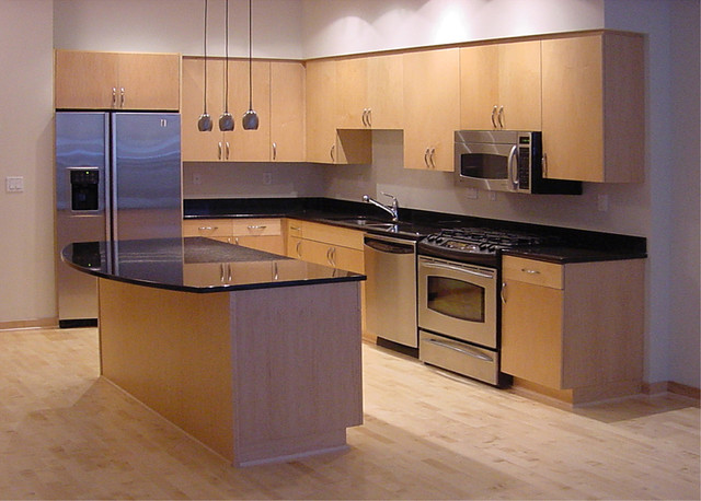Bridgewater contemporary kitchen contemporary for Indian kitchen coral springs