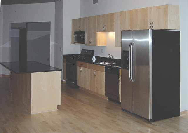 Bridgewater Contemporary Kitchens contemporary-kitchen