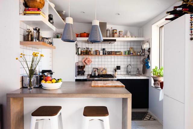 brooklyn kitchen maritim k che new york von baxter projects. Black Bedroom Furniture Sets. Home Design Ideas