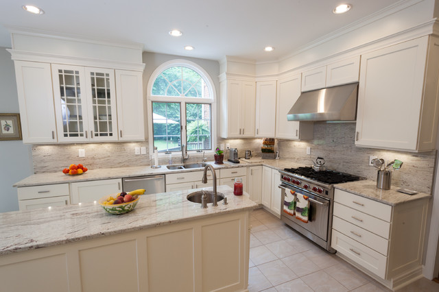 Bright and Airy Kitchen traditional-kitchen