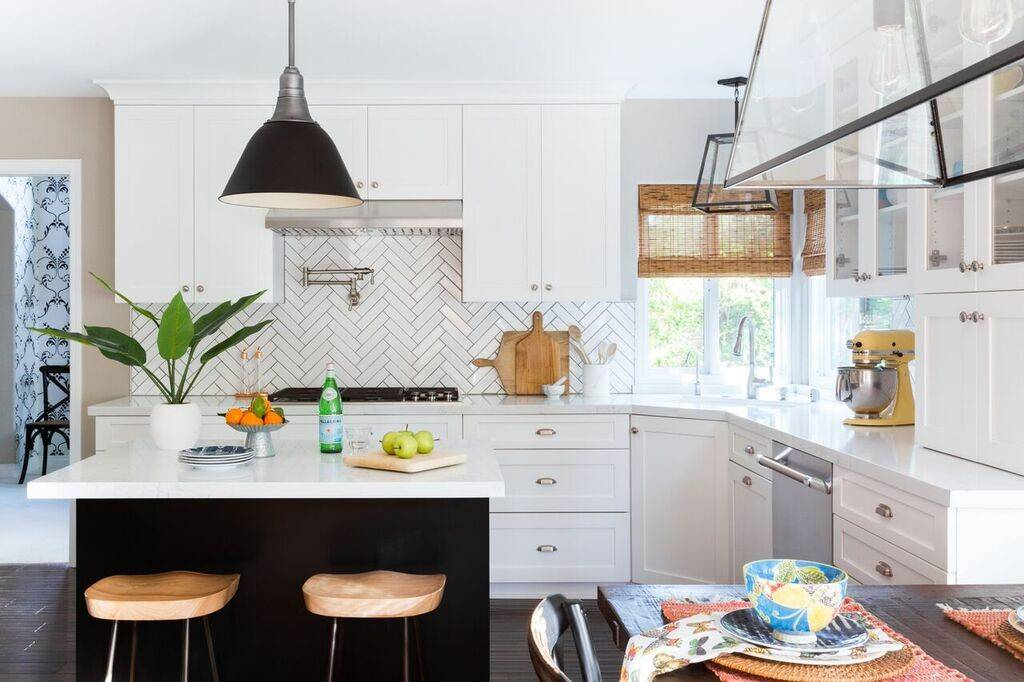 Bright & Fresh Kitchen Remodel