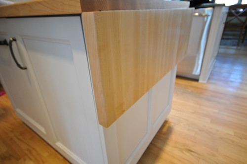 Hinged Counter Tops : Hinged countertop nice flip up top where did you get the