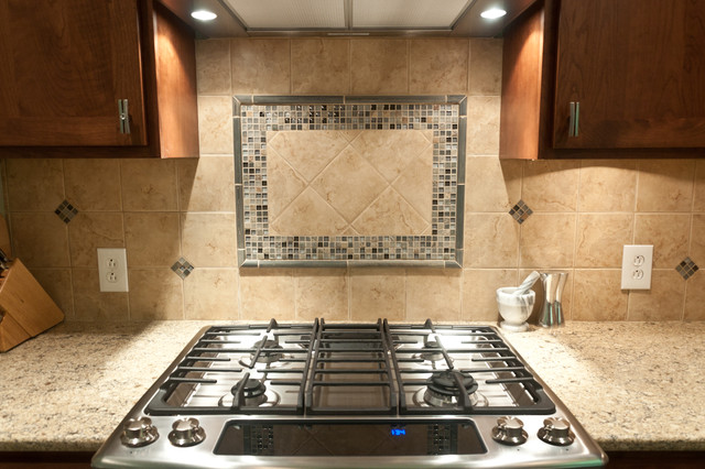 Bright Ideas By Martinec traditional-kitchen