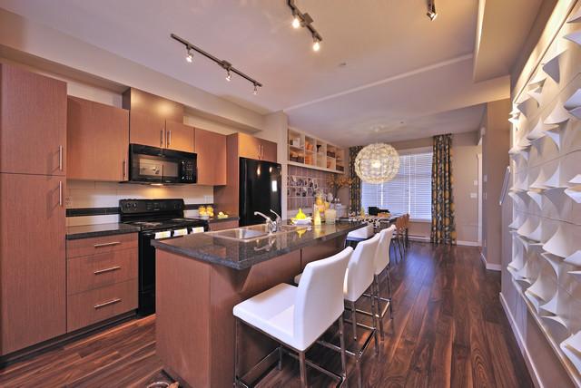 Brighton contemporary-kitchen