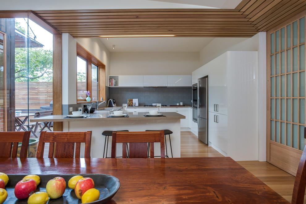 Brighton Kitchen Design - Modern - Kitchen - Melbourne ...