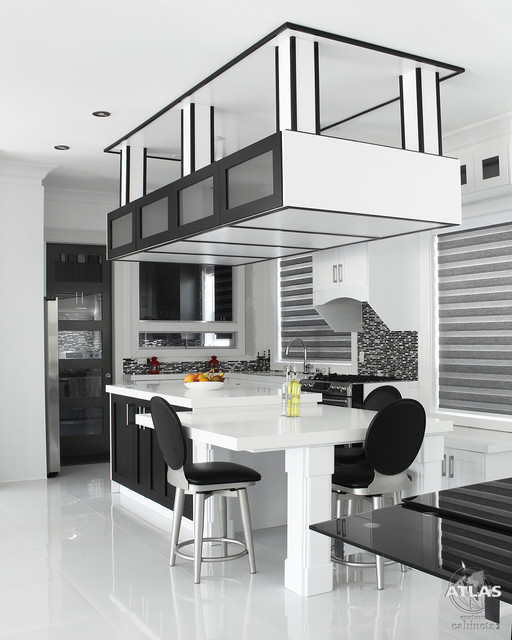 Vancouver Kitchen Cabinets: Brilliant And Striking ( Surrey, BC)