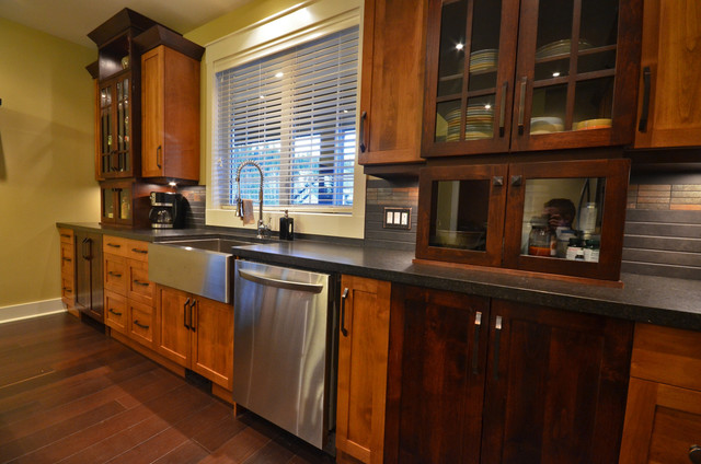Brink Place traditional-kitchen