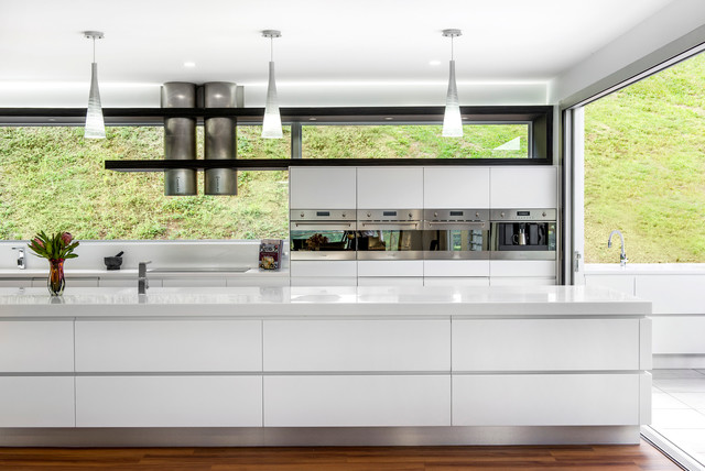 Brisbane Samford Kitchen contemporary-kitchen
