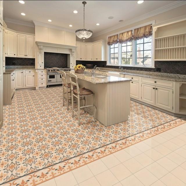 Britannia Victorian Tile Patterns Plain Ivory Tiles Direct Tile Warehouse Victorian Kitchen Other By Direct Tile Warehouse Houzz Uk