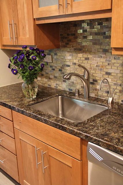 Brittan Heights Kitchen contemporary-kitchen