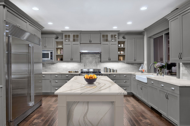 Brittanicca from Cambria's Marble Collection - Kitchen - by Cambria