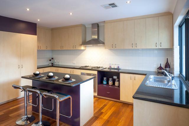 Broad street Rejuvenation modern-kitchen