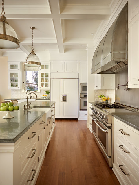Broadmoor Residence - Traditional - Kitchen - Seattle - by ...