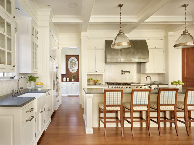 Broadmoor Residence Traditional Kitchen Seattle By