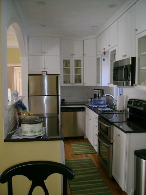 Brobine Kitchen After traditional-kitchen