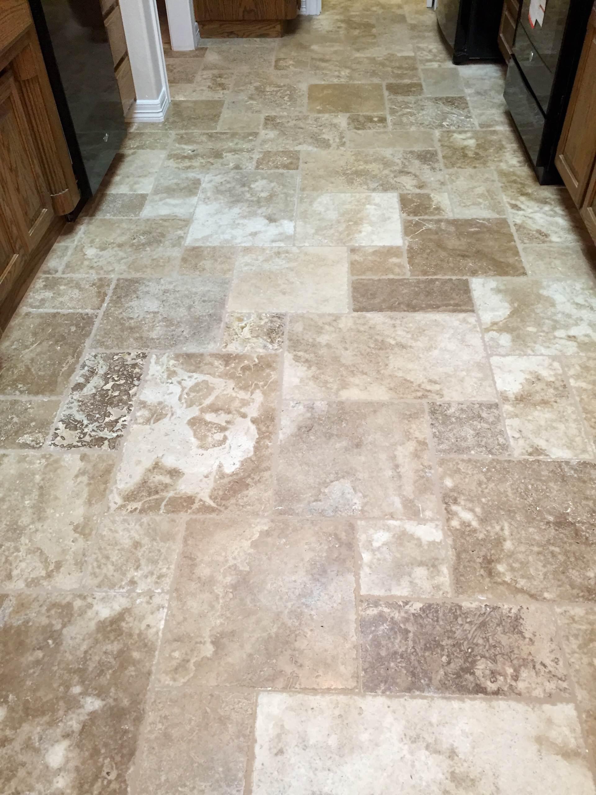 Bronco Bend - Angleton - Travertine Flooring/Granite Countertops